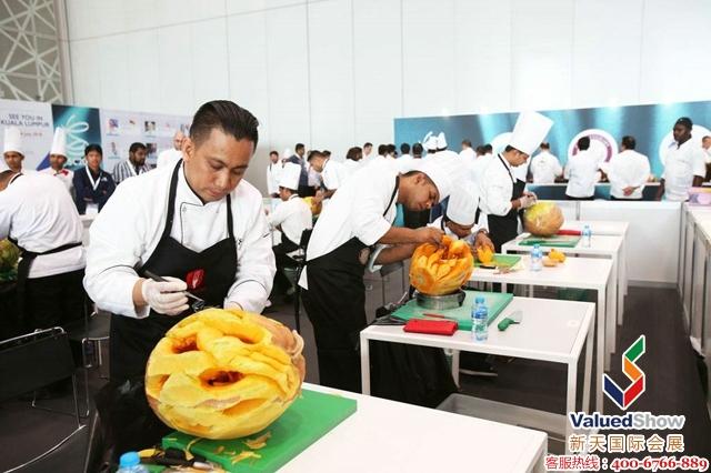 卡塔尔多哈食品展