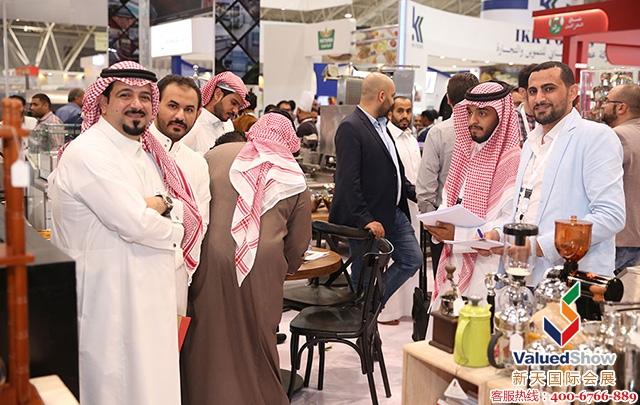 2019年沙特利雅得酒店食品展