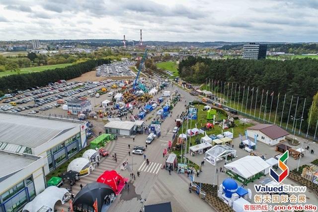2019年立陶宛维尔纽斯国际建筑建材展览会