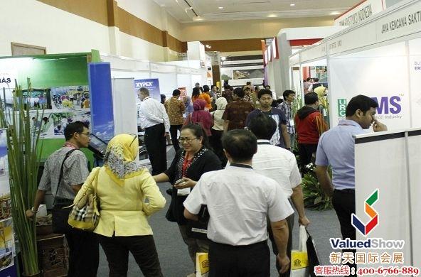 东南亚印尼机械建材展
