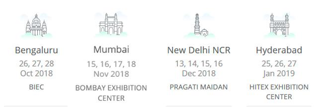 印度ace2018年印度孟买(新德里)建筑建材及室内装饰展Big5等五大行业展