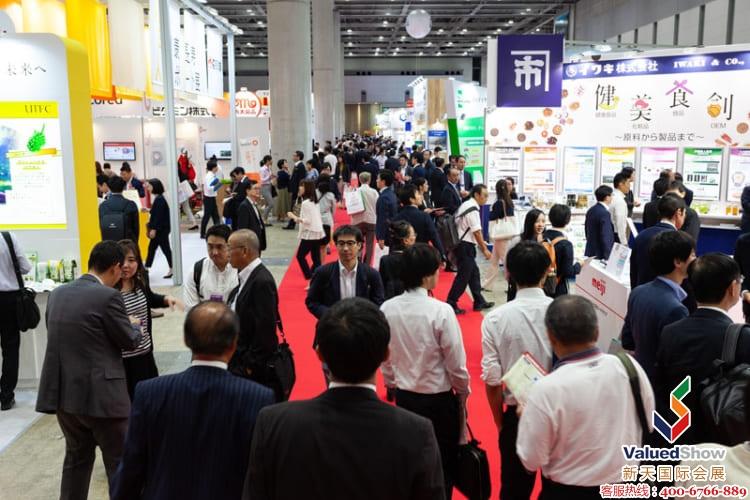 在健康食品行业,将于2019年10月2-4日在日本东京有明国际会展中心举办第30届日本健康食品原料展览会Health Ingredients Japan(简称Hi Japan)