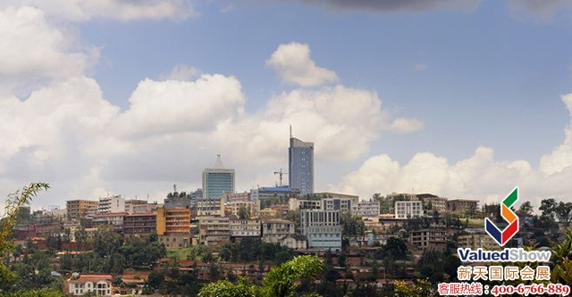 中国品牌商品卢旺达展